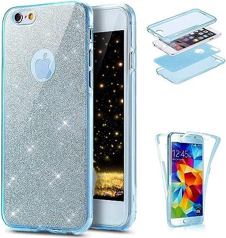iPhone 8 Plus Custodia iPhone 7 Plus Cover JAWSEU Apple iPhone 7