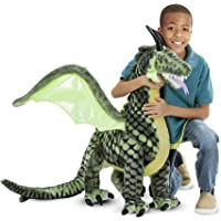 Melissa & Doug Winged Dragon-Plush Animal