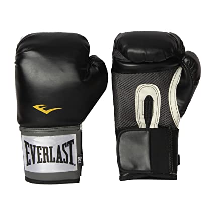 ed750de64 Everlast Pro Style Boxing Training Gloves (Black