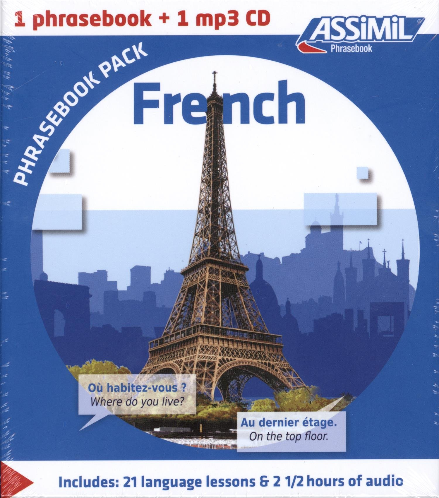 Download Coffret conversation French (guide + 1 CD MP3) (French Edition) pdf