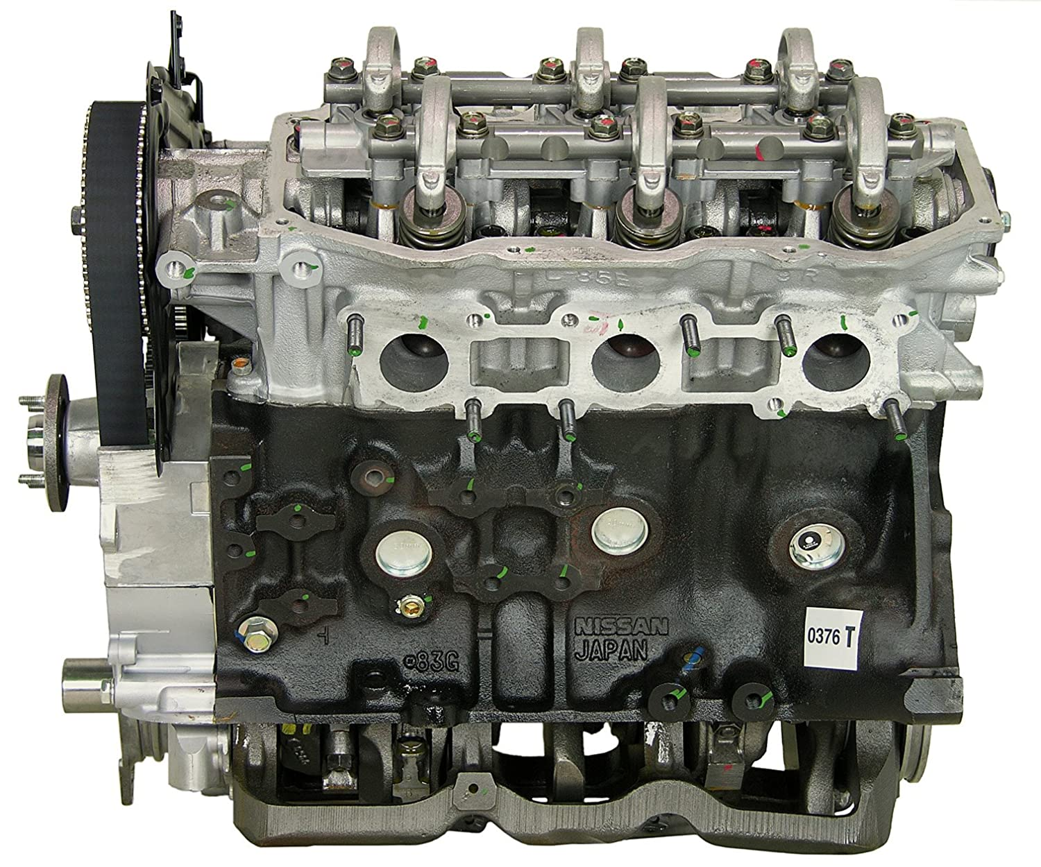Amazon com: PROFessional Powertrain 336G Nissan VG30E Complete