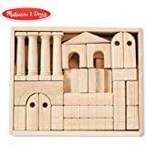 Amazoncom Whitney Brothers Hardwood Block Set Beginner Toys Games