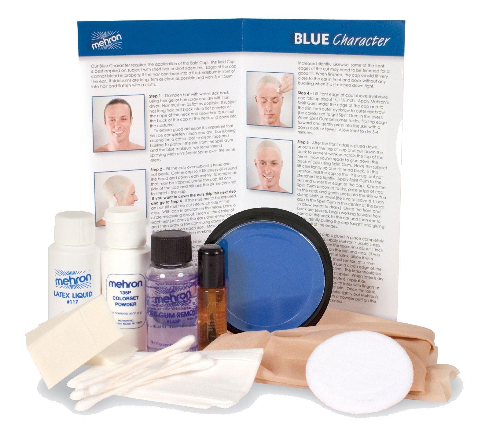 KMP-BP Blue Character Kit