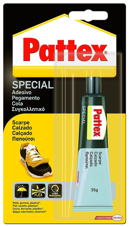 Pattex 1479387 Pegamento para calzados, flexible, duradero y ...