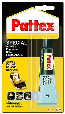 8c52736b Pattex Pegamento para calzados, flexibile, duradero y resistente al agua,  30gr