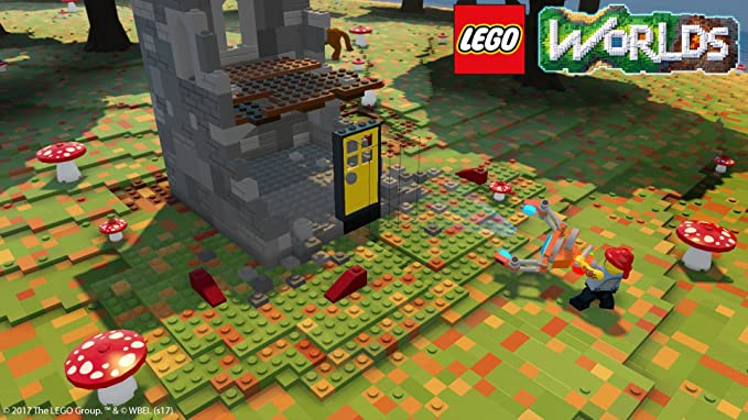 LEGO Worlds - Edición Exclusiva Amazon - PlayStation 4: Amazon.es ...