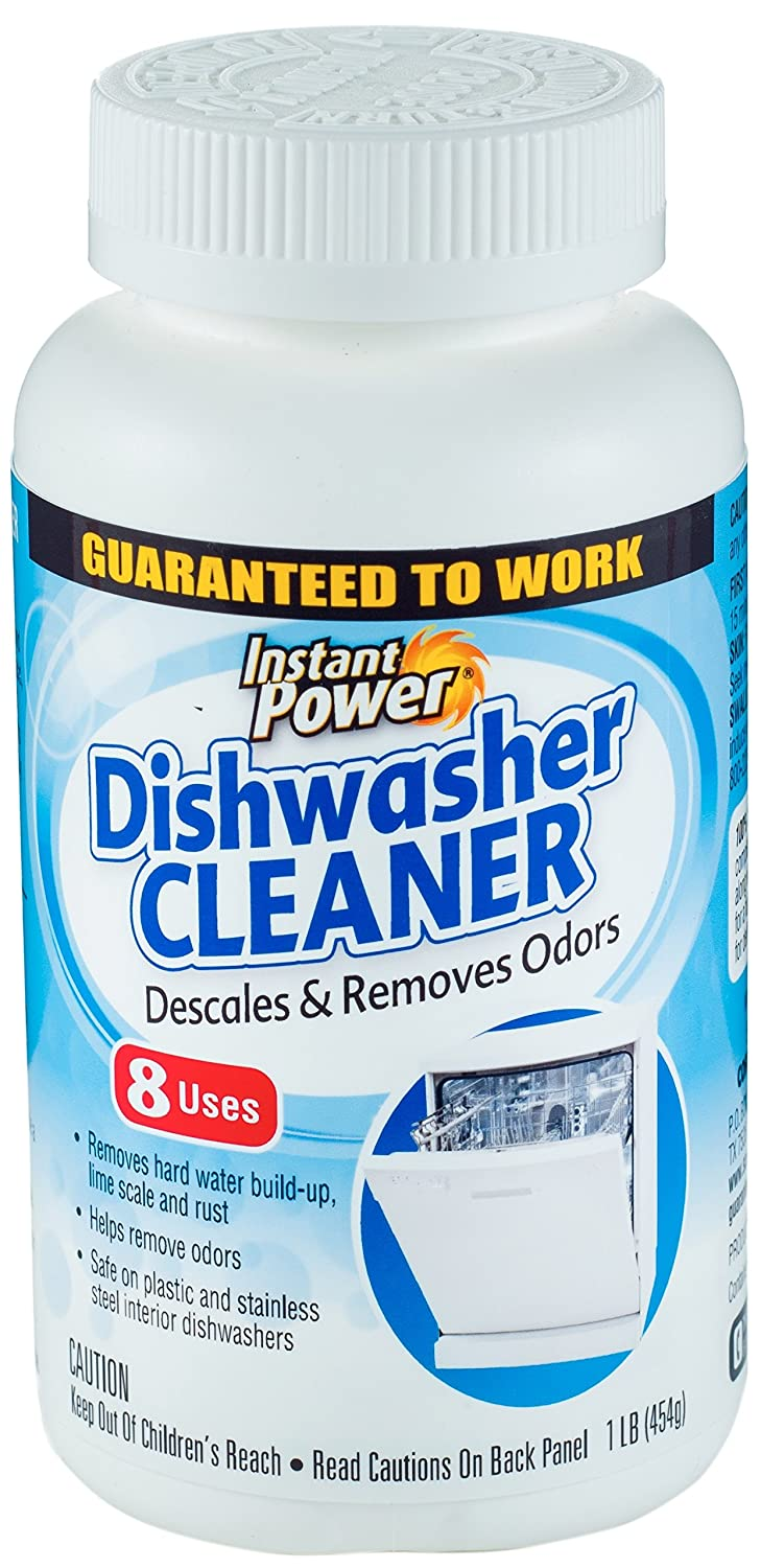 Instant Power Dishwasher Cleaner, 16 Ounce Scotch Corp.
