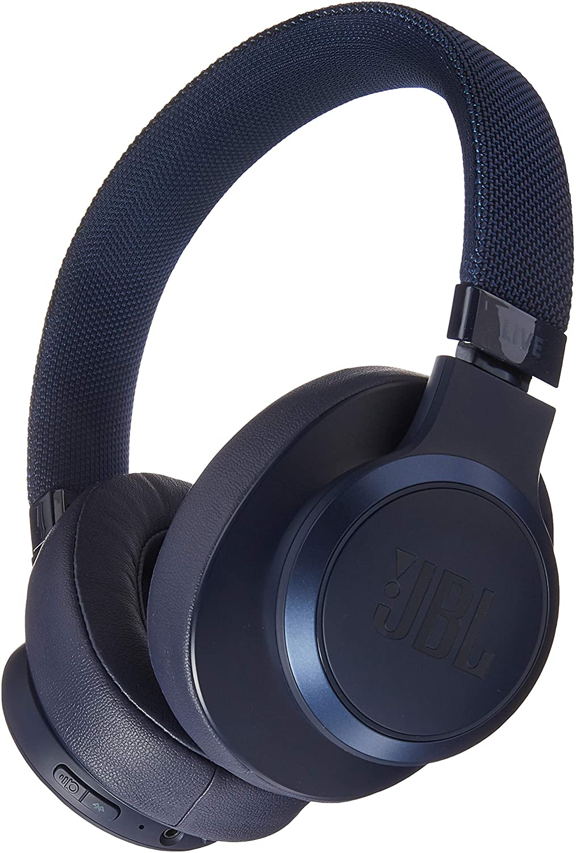 JB Live 500 BT, Around-Ear Wireless Headphone - Blue