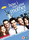 How I Met Your Mother - Staffel 1-8 [DVD] [UK-Import]