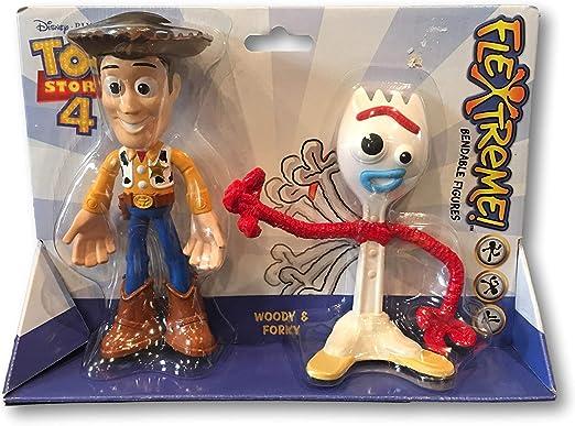 Disney Toy Story forky Planar Resina Dorso plano Cabochón