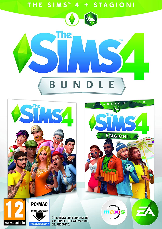 The Sims 4 - Stagioni (Codice digitale incluso nella confezione ...