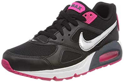 low cost 11bf7 fa444 ... casual shoes slate silver black 9a1fe 9763a  france nike womens wmns air  max ivo trainers black black black metallic silver 17b19 cd93e