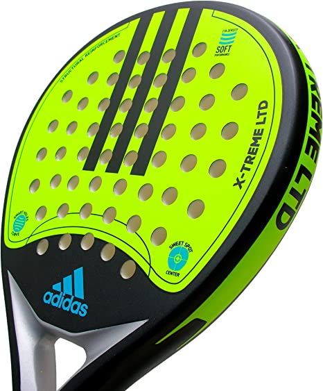 Pala Adidas X-Treme LTD Yellow: Amazon.es: Deportes y aire libre