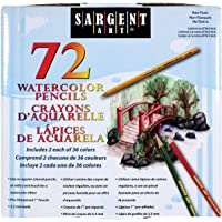 sargent art Inc. sargent art lápices de colores 72