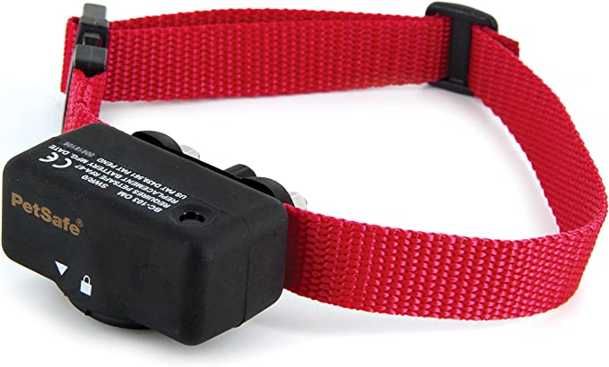 PetSafe Basic Bark Control Collar - Most Efficient Anti-Bark Dog Collar