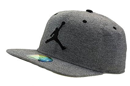 Nike 23Lux Gorra Línea Michael Jordan de Tenis, Hombre, Negro Black, Talla Única