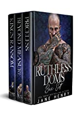 Ruthless Doms Boxset Kindle Edition