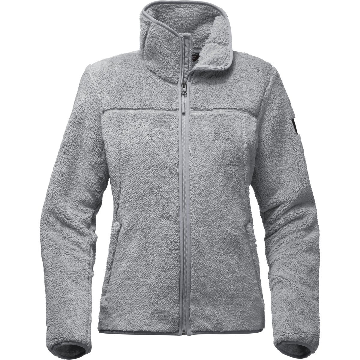 The North Face Campshire Full Zip - Women's Mid Grey Large
