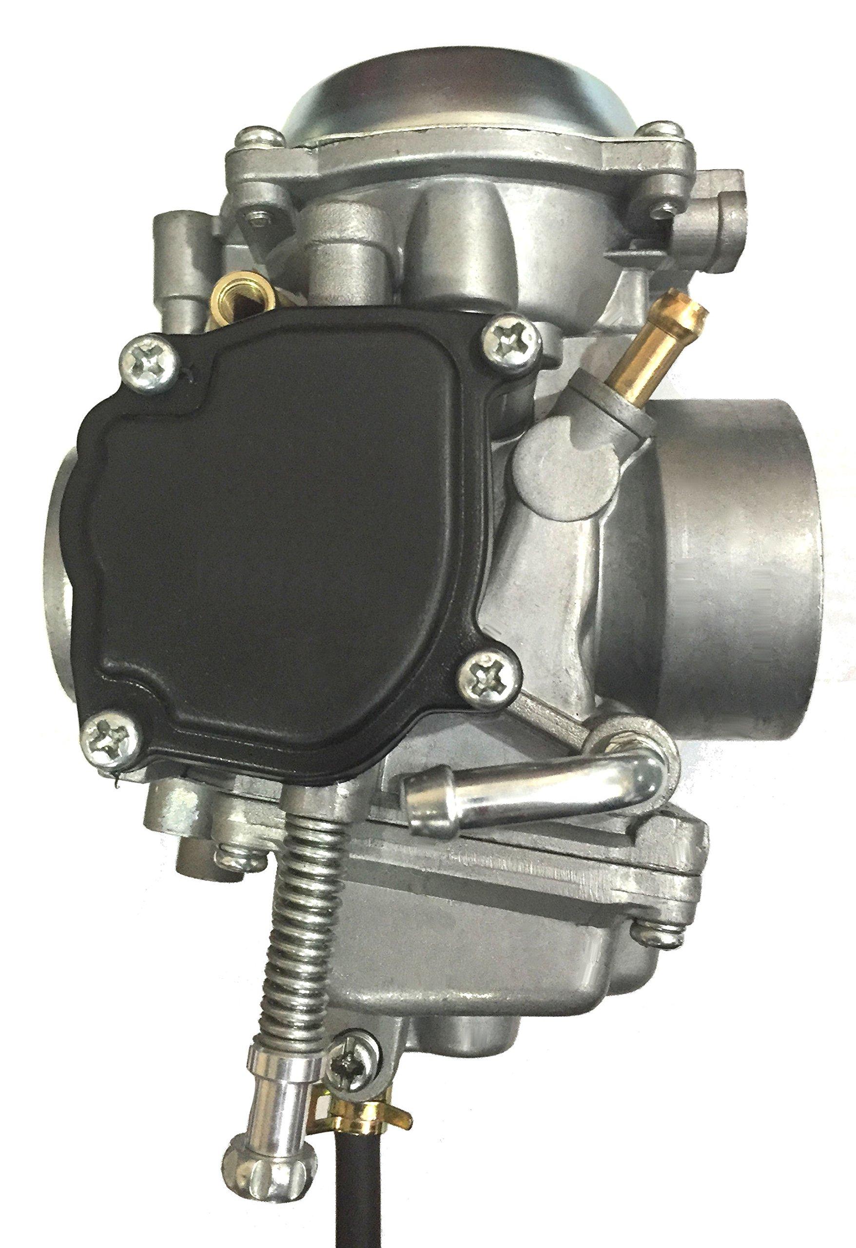 ZOOM ZOOM PARTS NEW CARBURETOR FITS POLARIS SPORTSMAN 500 4x4 ATV QUAD CARB 1999-2000 NON HO