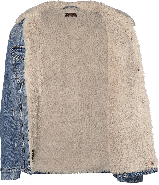 Vêtements Sherpa Accessoires Et Se Trucker Levis Skate Kezar x6wqX6v5