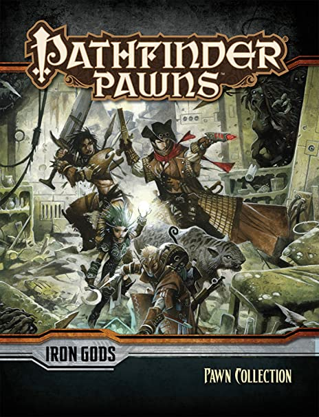 Pathfinder Pawns: Iron Gods Adventure Path Pawn Collection: Jacobs, James: Amazon.es: Juguetes y juegos
