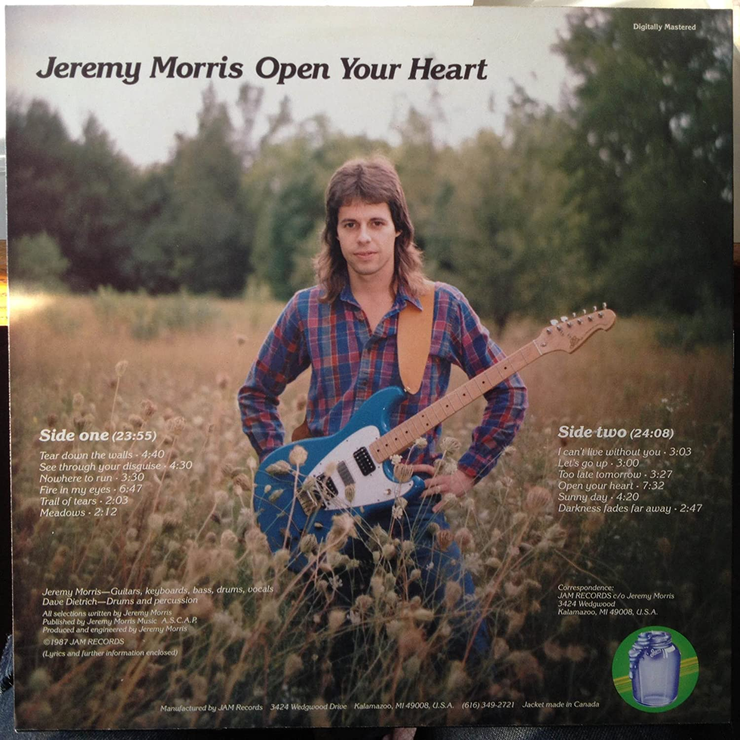 Image result for open your heart jeremy morris