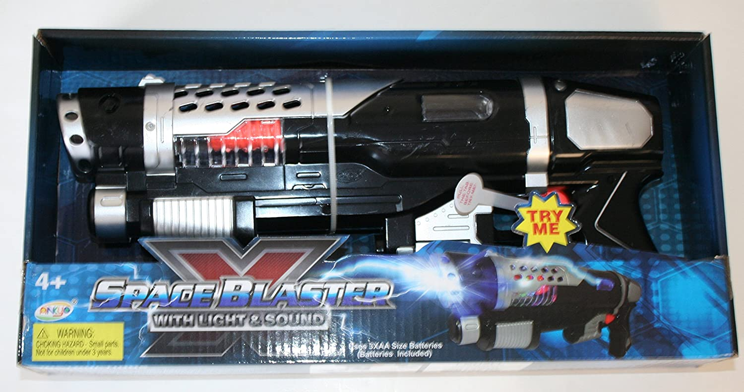 Space Blaster with Lights  Sounds by Ankyo