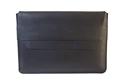 35713299e57c Amazon.com: InCarne Leather Laptop Sleeve Leather Laptop Case ...