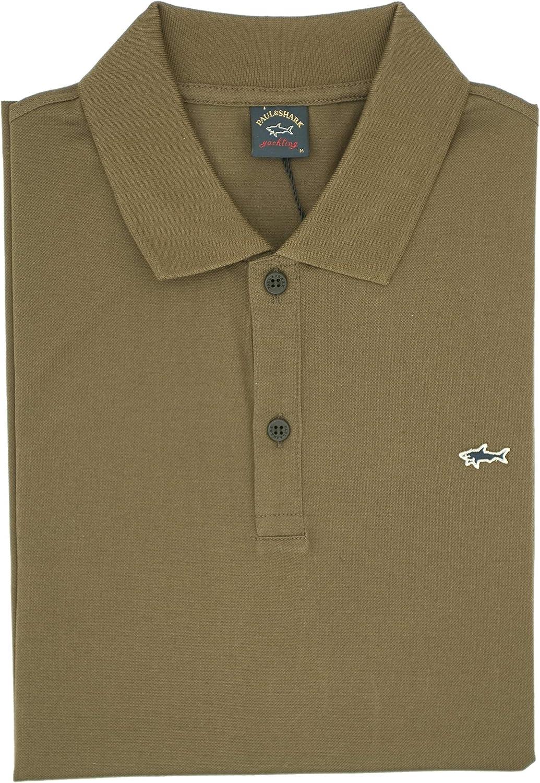 PAUL & SHARK - Polo de algodón, Regular, Informal: Amazon.es: Ropa ...