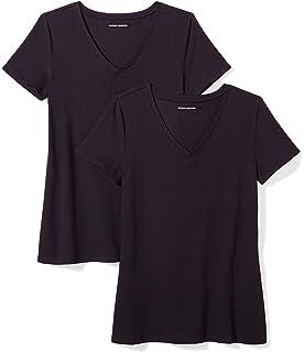 1c9f1871b69ec9 Amazon.com: Amazon Essentials Women's 2-Pack Tech Stretch Short ...
