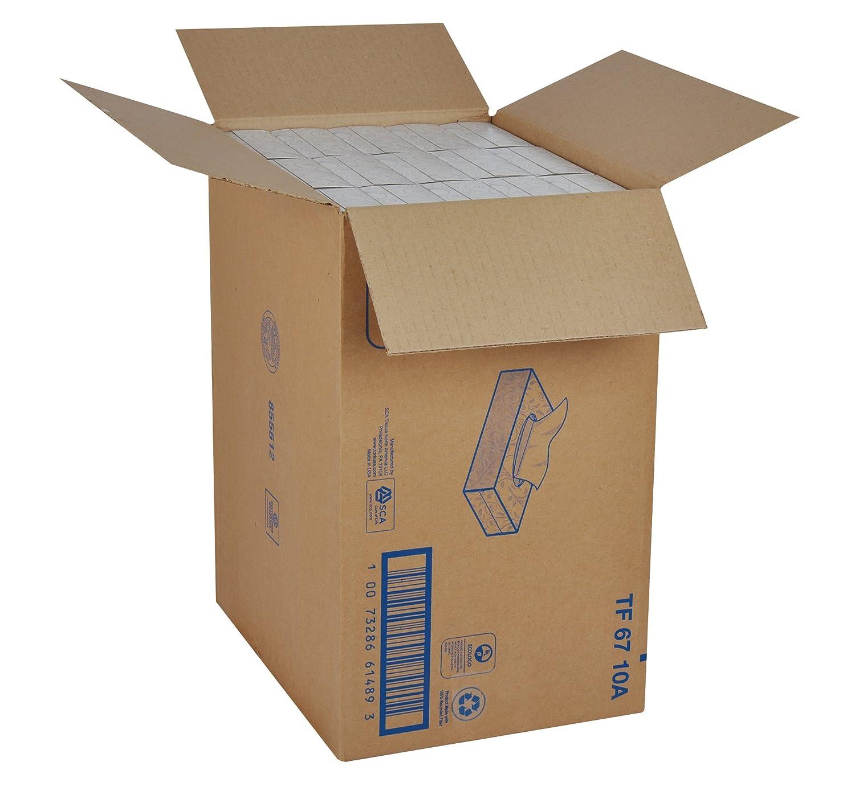 tork universal tf6710a facial tissue flat box 2 ply 8 2 width