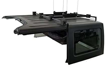 Exceptional Jeep Hardtop Hoist And Storage Device