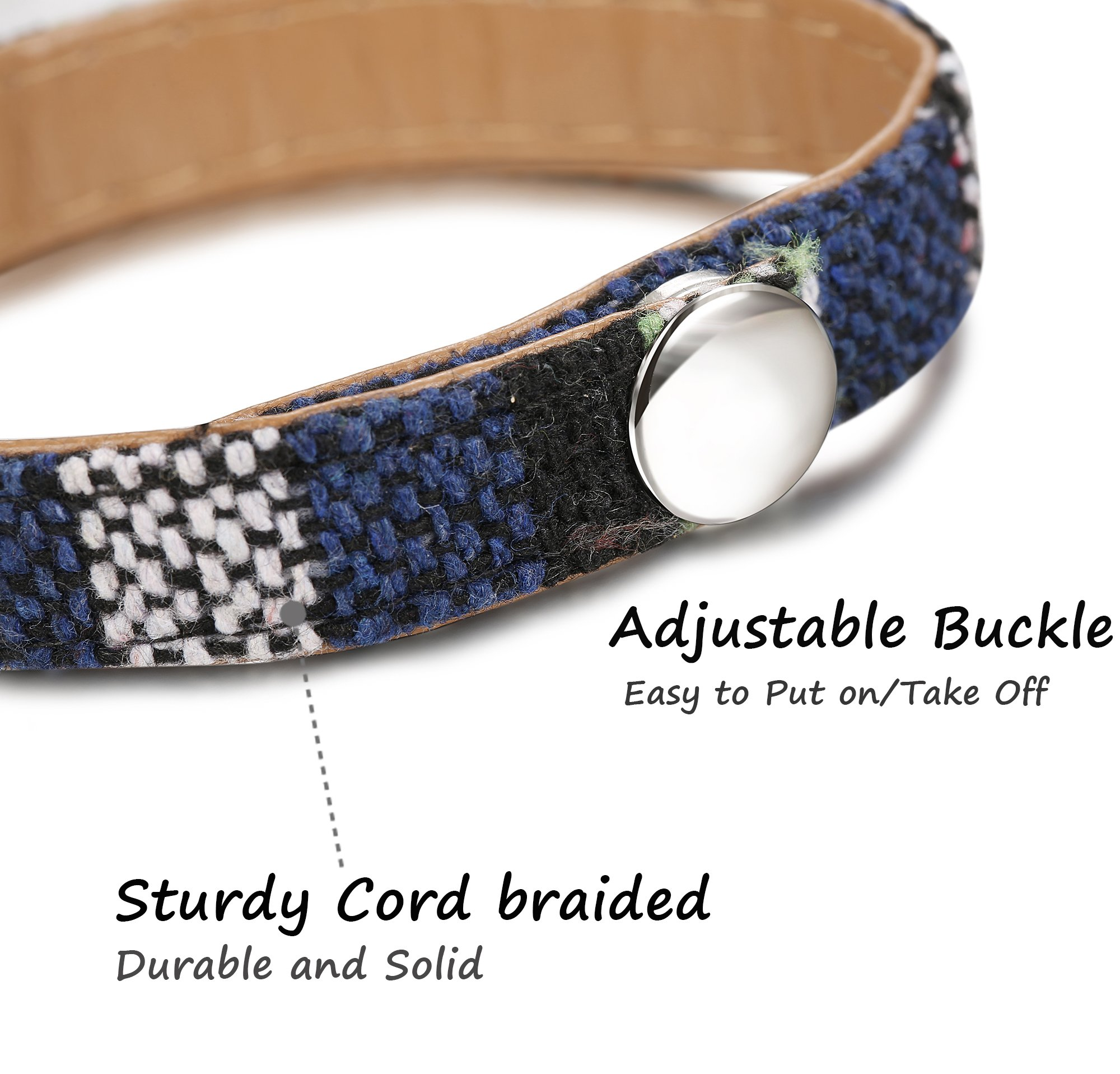 Jstyle 6-12Pcs Wrap Bracelets for Women Men Hemp Cords Ethnic Tribal Bracelet Wooden Beads Leather Bracelets Wristbands by Jstyle (Image #3)