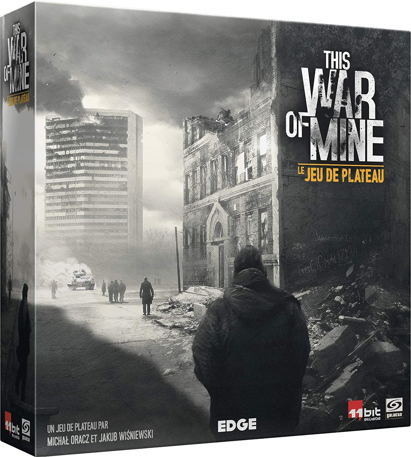 AC-Déco This War of Mine - The Board Game: Amazon.es: Hogar