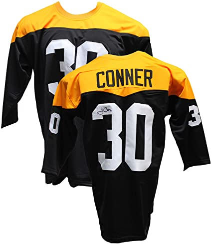 buy popular 5d586 f4b55 Authentic James Conner Autographed Signed Throwback Jersey ...