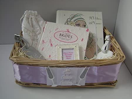 Engagement Wedding Gift Basket Gorgeous Gift From