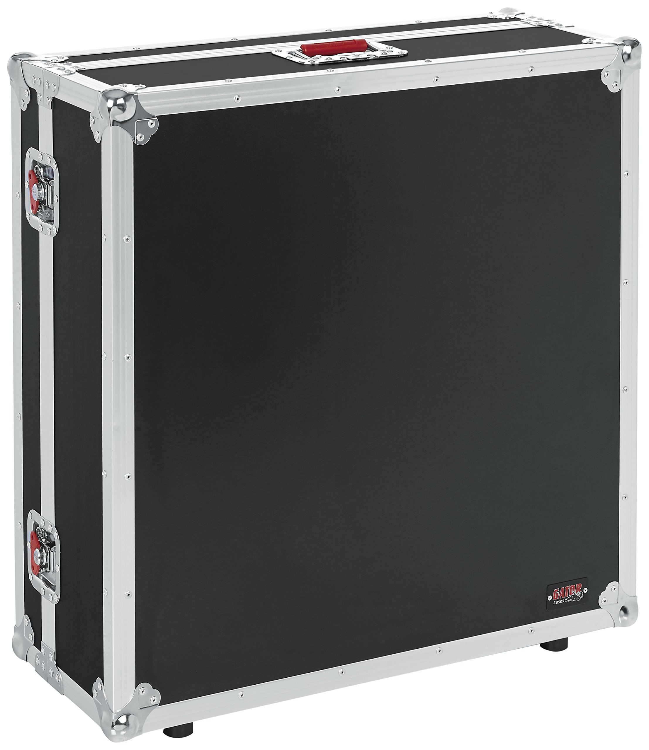 Gator Cases G-TOUR ATA Style Road Case - Custom Fit for Yamaha TF3 Mixer with Built in Wheels and Tow Handle; (G-TOURYAMTF3NDH)