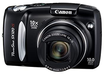Review Canon PowerShot SX120IS 10MP