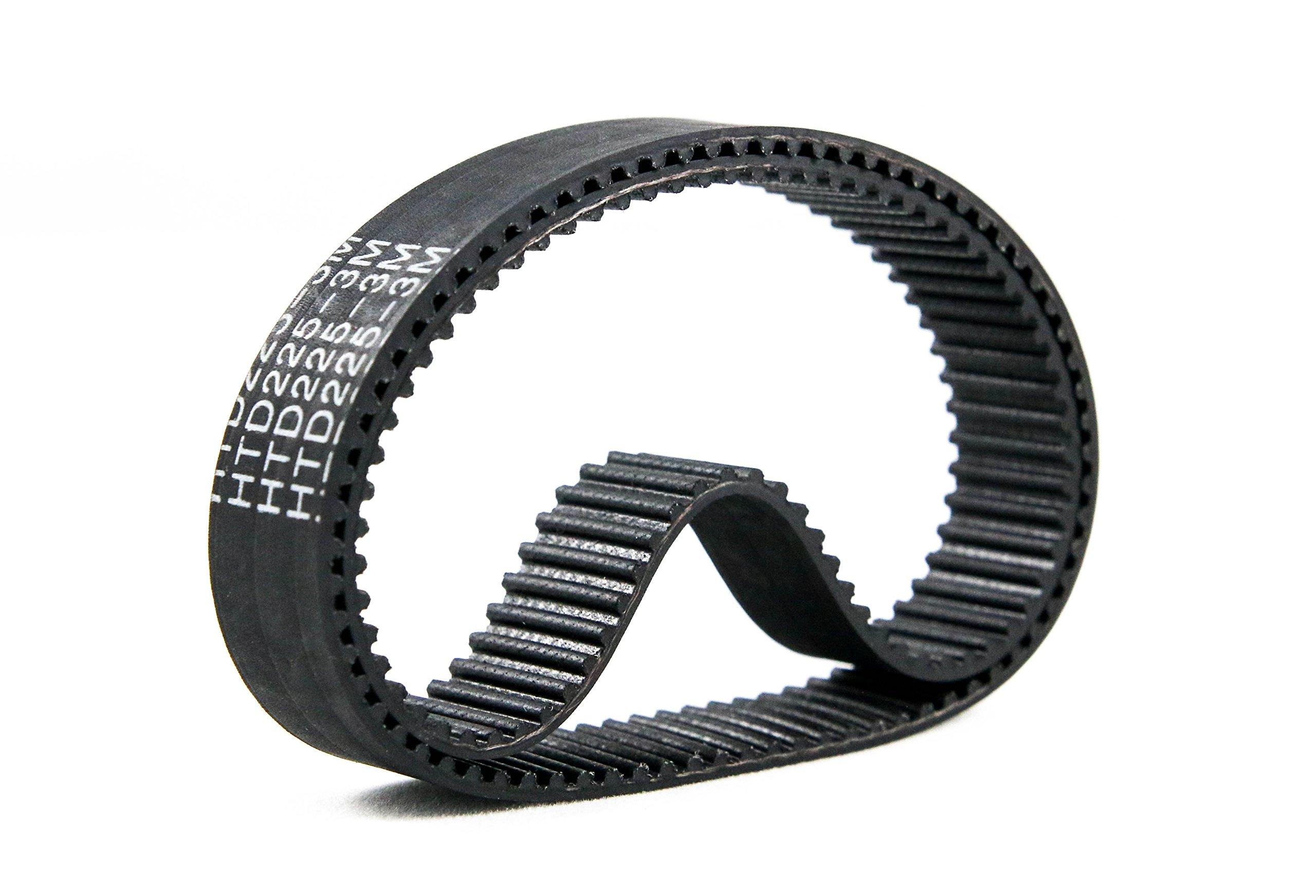JVgear Boosted Board V2 Belts (Fits Mini S, Mini X, Plus & Stealth)