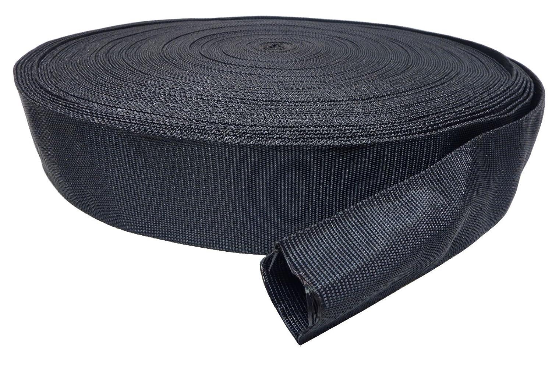 1m Gewebeschlauch Nylon ID 25mm *** Kabelschutz Schutz Schlauch Hitze Abrieb Schlauchland