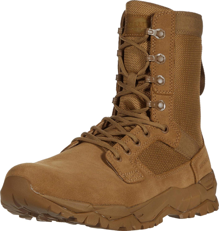 merrell mens boot size chart top 10