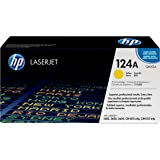 HP 124A Toner Jaune authentique (Q6002A)