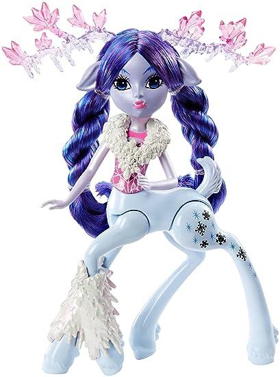 Monster High Girls Yeti Deer Fright Mares Extension Doll