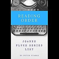READING ORDER: JOANNE FLUKE: Series List: Hannah Swensen Series In Order and Standalone Novels