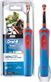 Oral-B Stages Power Electric Toothbrush Rechargeable for Kids Featuring Star Wars Characters