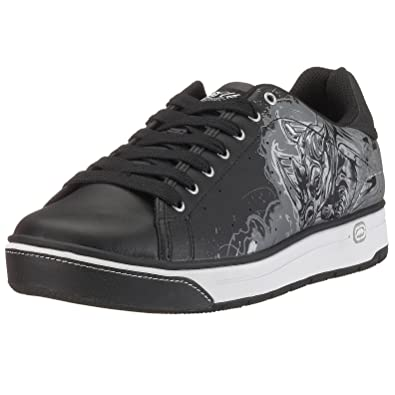 4a1c497eede957 Marc Ecko Footwear Phranz 1.5 - Hollow 24286-BKSL