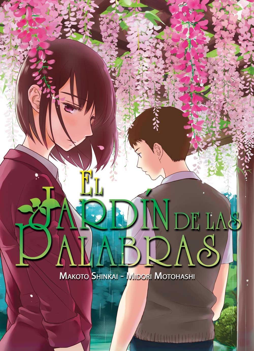 El jardín de las palabras: Amazon.es: Shinkai, Makoto, Motohashi, Midori, Bernabé Costa, Marc: Libros
