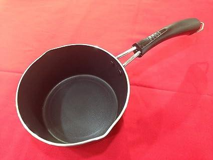 Master Cook 18 cm antiadherente sin tapa y tres sartenes (2,5 litros)