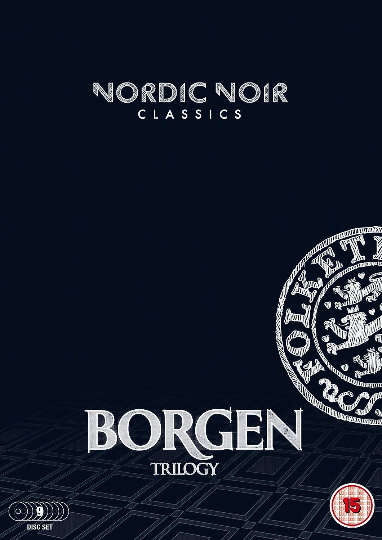 Borgen Trilogy (reissue)