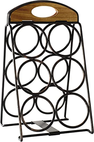 Gourmet Basics Tabletop Wine Rack